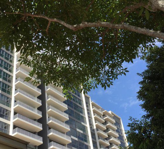 skypark facade