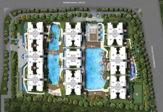 SPR Site Plan