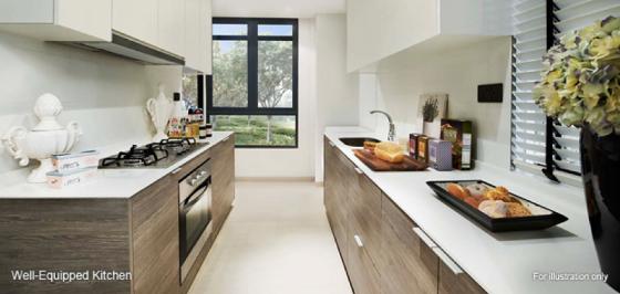lush acres kitchen