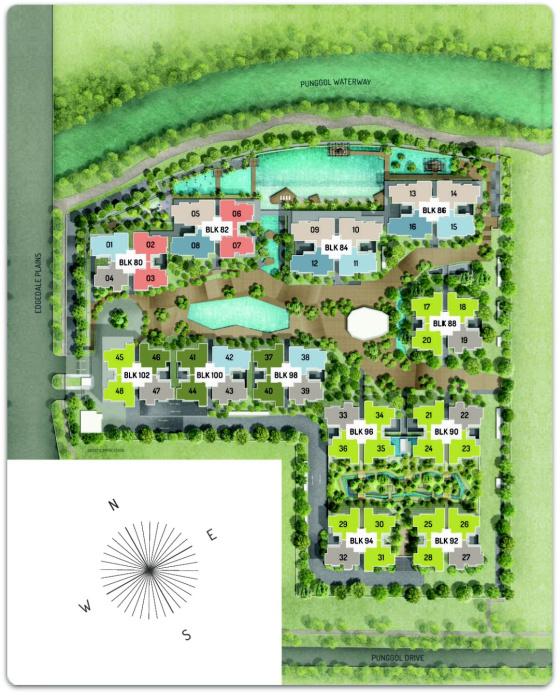 terrace-site-plan