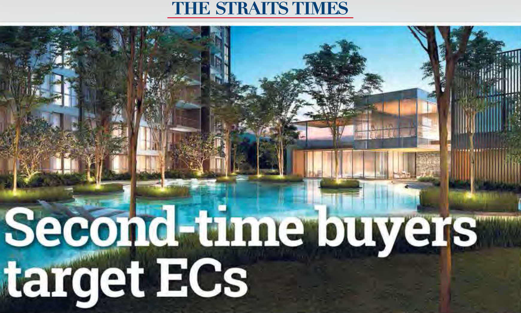 Second-time buyers target ECs