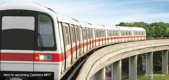 Canberra MRT