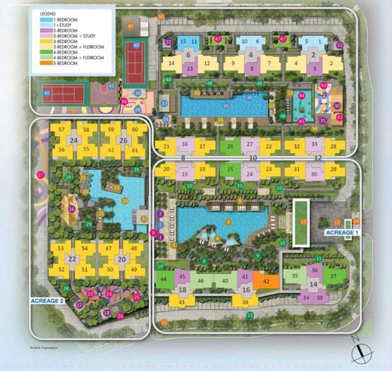 sol-acres-site-map