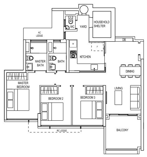 Returned Units – Direct Developer Sale | Executive Condominium