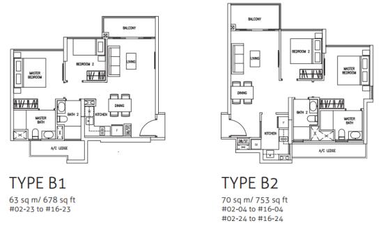 northwave-2bedrm-floor-plan