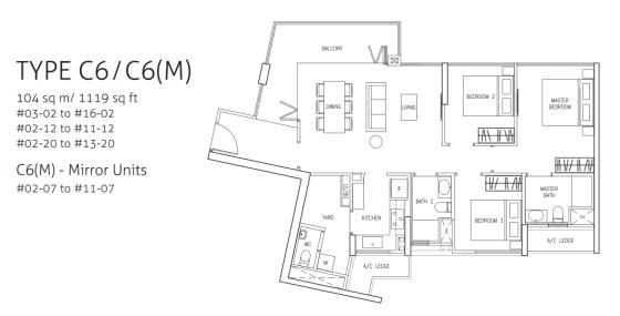 northwave-3-bedrm-premium-type-c6-floor-plan
