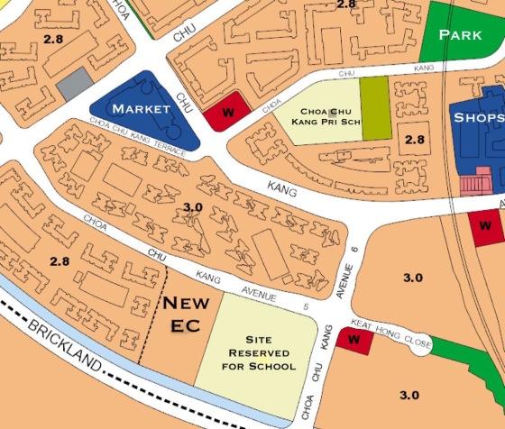 Inz Residence location